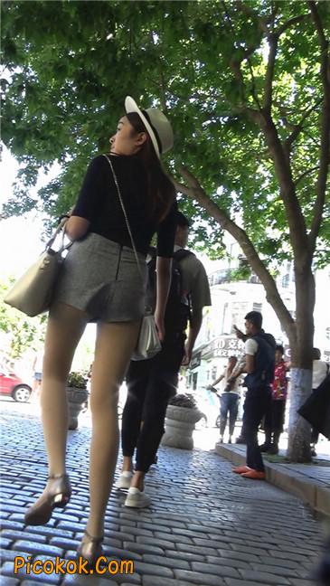 美丽的长腿丝袜女孩6