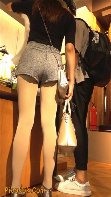 美丽的长腿丝袜女孩8