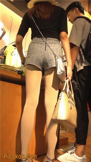 美丽的长腿丝袜女孩9
