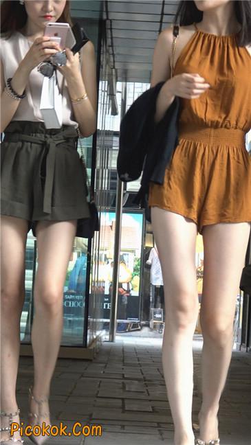 两个极品高跟美腿美女23