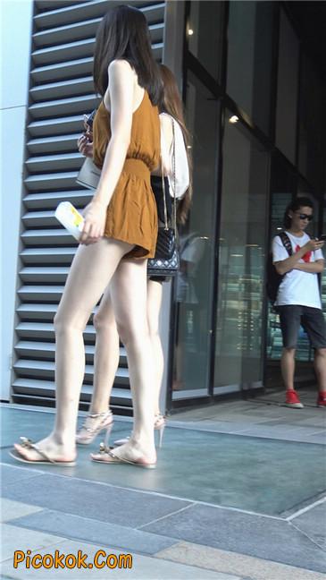 两个极品高跟美腿美女24