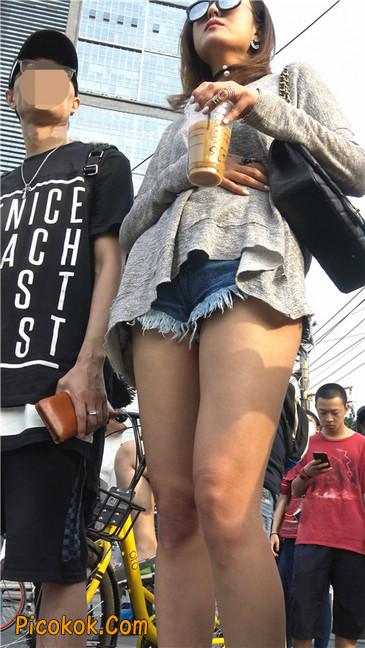 极品大长腿高跟墨镜美少妇5