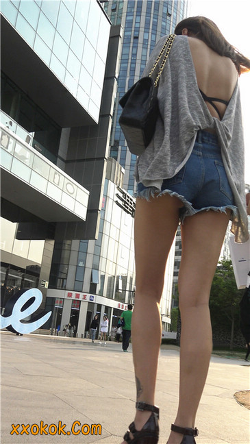极品大长腿高跟墨镜美少妇12