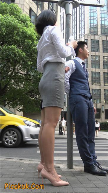 制服美女OL2