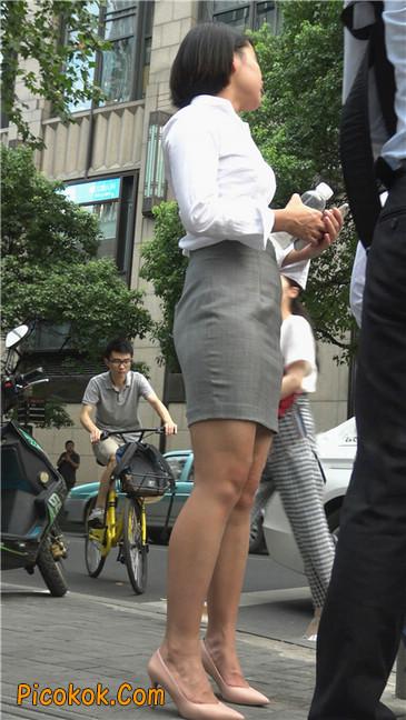 制服美女OL11