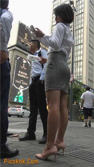 制服美女OL16