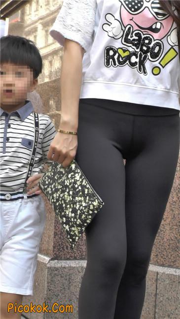 绝对合你胃口的紧致体型裤美女少妇6