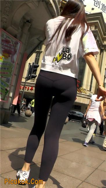 绝对合你胃口的紧致体型裤美女少妇8