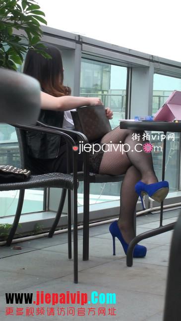 超级性感的黑丝短裙极品美女2