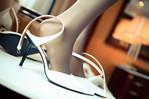 丝袜和高跟鞋总是那么的般配11