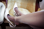 私拍美女脱丝袜全过程13