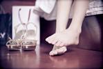 渴望你丝袜上芬芳的原味8
