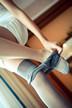 丝袜和高跟鞋总是那么的般配24
