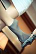 丝袜和高跟鞋总是那么的般配26