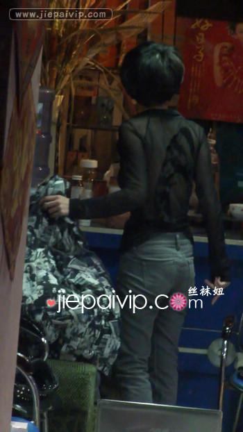街拍街头发廊美女视频19