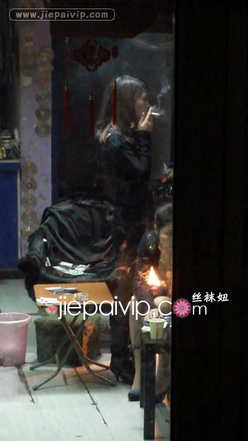 街拍街头发廊美女视频146