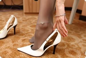 灰丝,高跟鞋,俘获你的心