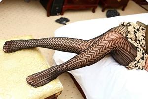 缠缠绵绵的丝袜,充满着诱惑