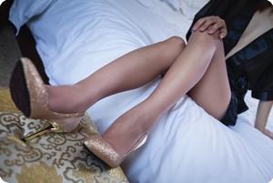 爱上高跟鞋的女人是寂寞的女人