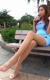 丝足系列-肉丝长腿妹子的秋天第一口奶茶的故事 ★ 御风行者