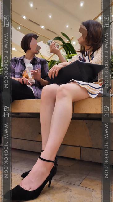 长腿妹子气质真好,这样的哪个男人不想要啊?12