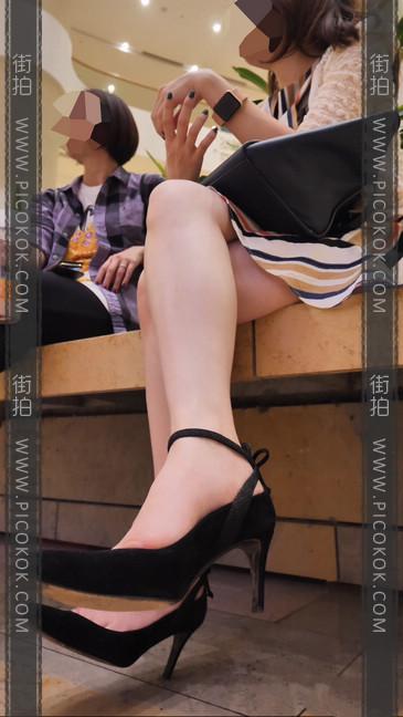 长腿妹子气质真好,这样的哪个男人不想要啊?7