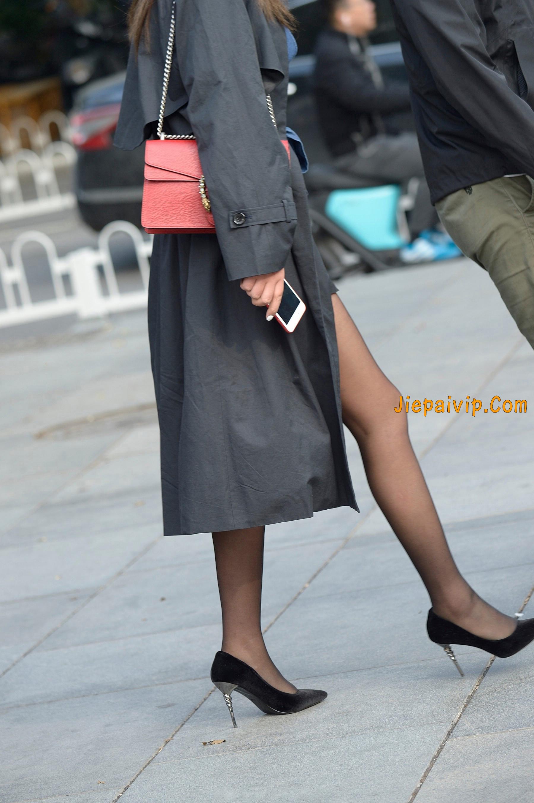 黑丝短裙 美腿女郎5