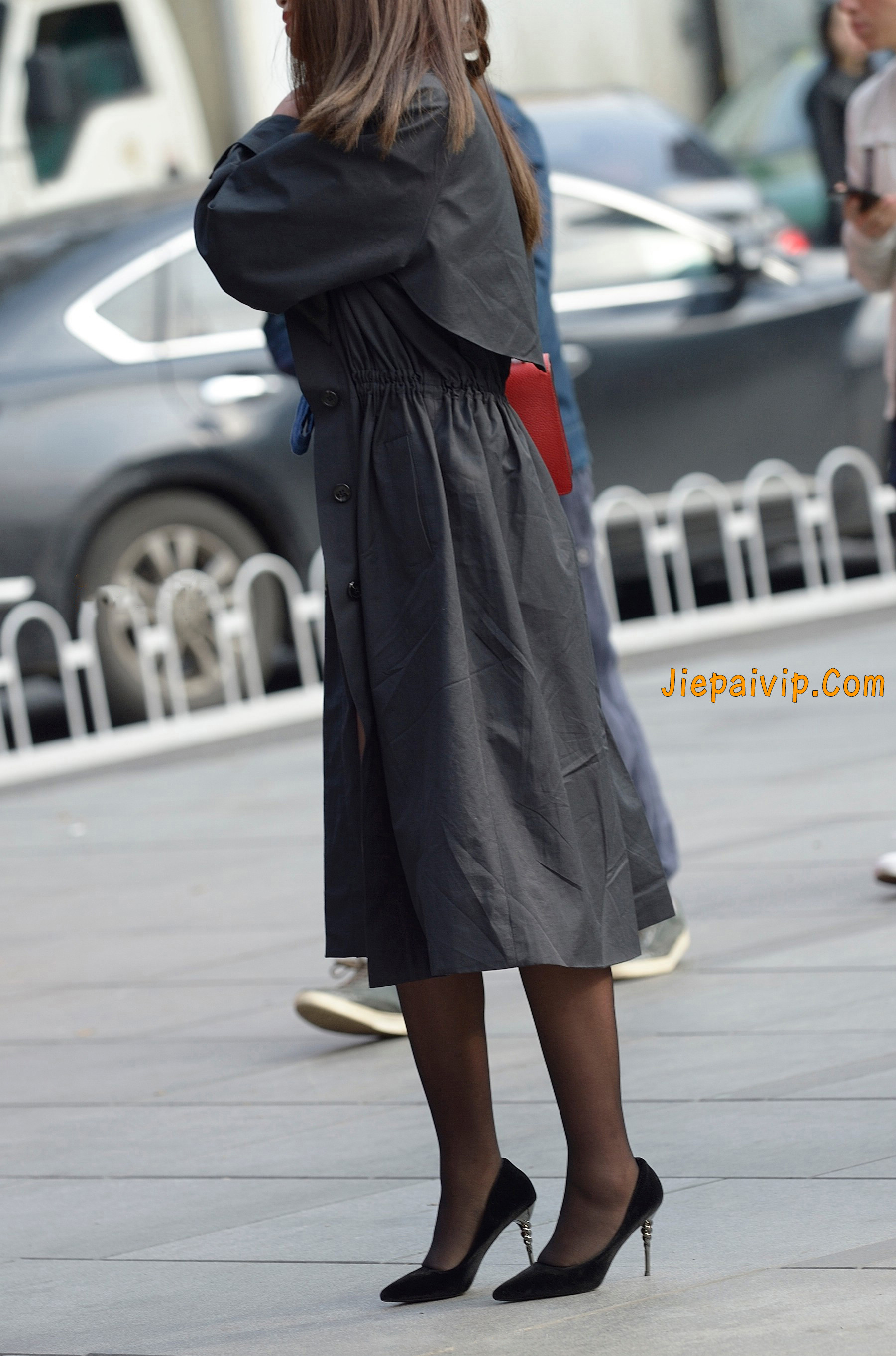 黑丝短裙 美腿女郎7
