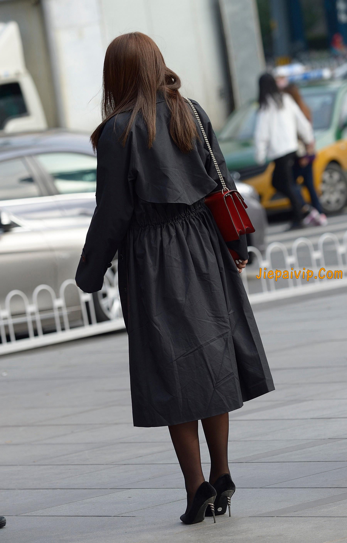 黑丝短裙 美腿女郎9