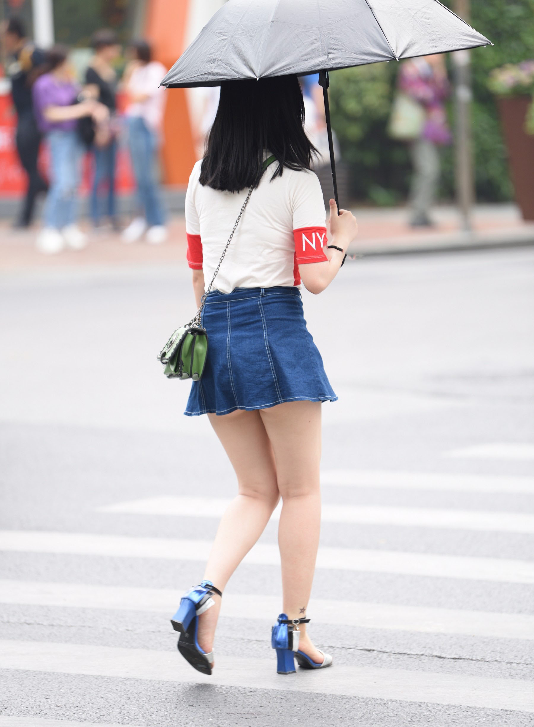 领略古典美,上海旗袍3A街拍