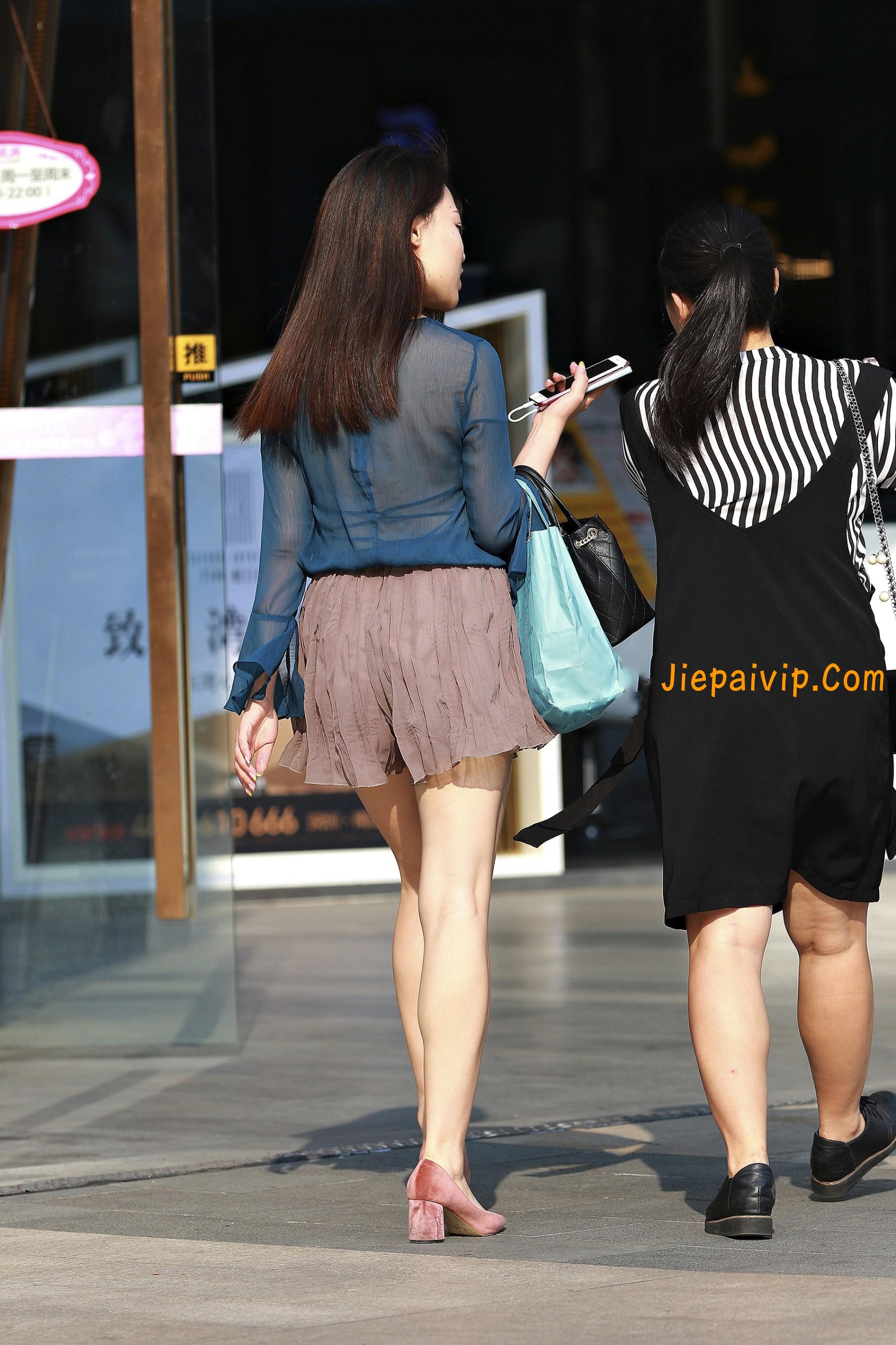 害羞 性感 白嫩美腿 淑女,膝盖怎么回事呢?11