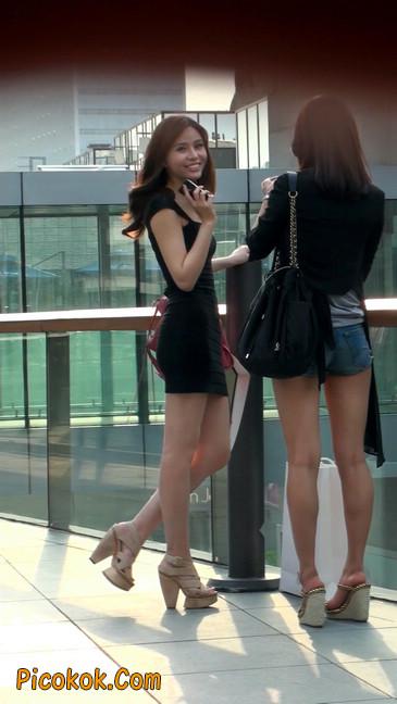 翘臀超短裙美女,没人能抵抗如此的美色1