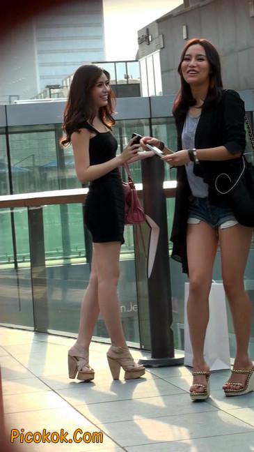 翘臀超短裙美女,没人能抵抗如此的美色3