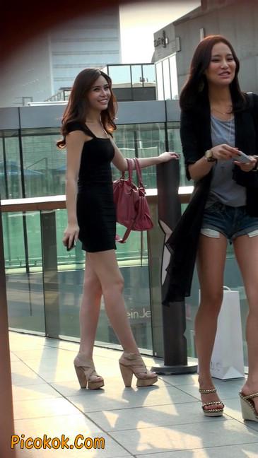 翘臀超短裙美女,没人能抵抗如此的美色4