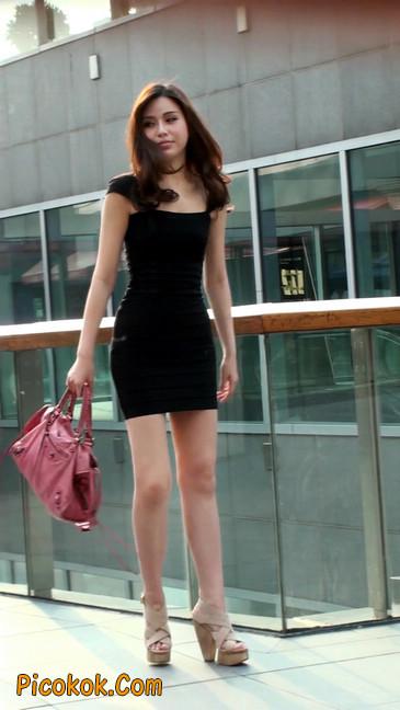 翘臀超短裙美女,没人能抵抗如此的美色10