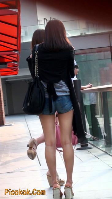 翘臀超短裙美女,没人能抵抗如此的美色13