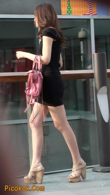 翘臀超短裙美女,没人能抵抗如此的美色21