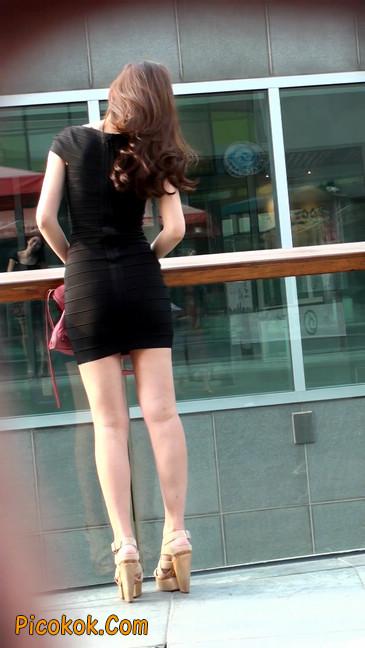 翘臀超短裙美女,没人能抵抗如此的美色35