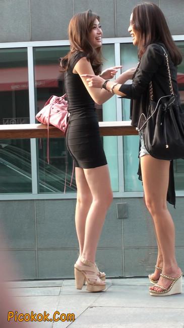 翘臀超短裙美女,没人能抵抗如此的美色50