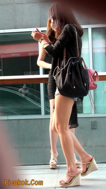翘臀超短裙美女,没人能抵抗如此的美色52