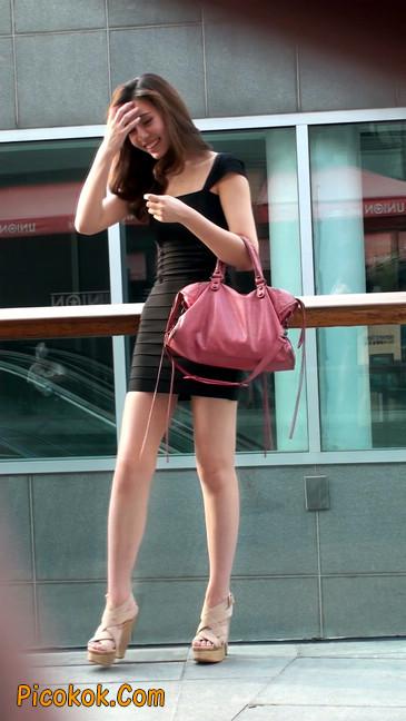 翘臀超短裙美女,没人能抵抗如此的美色54
