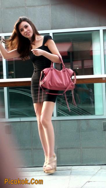 翘臀超短裙美女,没人能抵抗如此的美色56