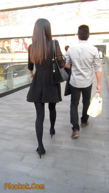 黑丝短裙少妇1