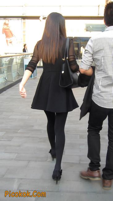 黑丝短裙少妇2