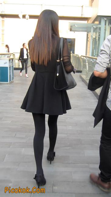 黑丝短裙少妇3