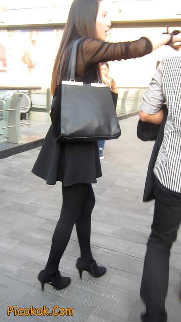 黑丝短裙少妇5