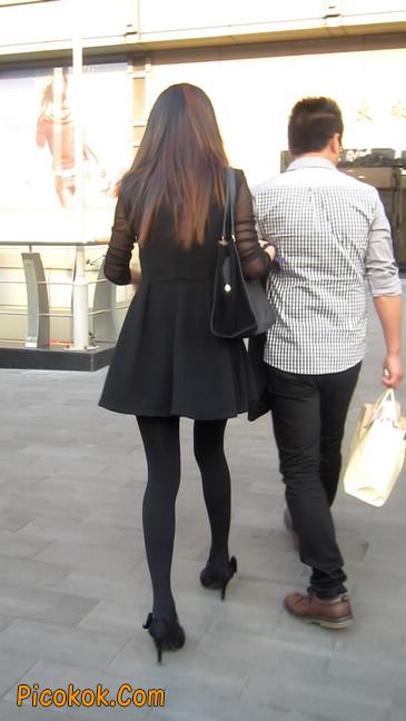 黑丝短裙少妇8