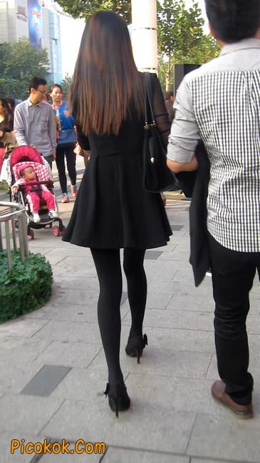 黑丝短裙少妇20
