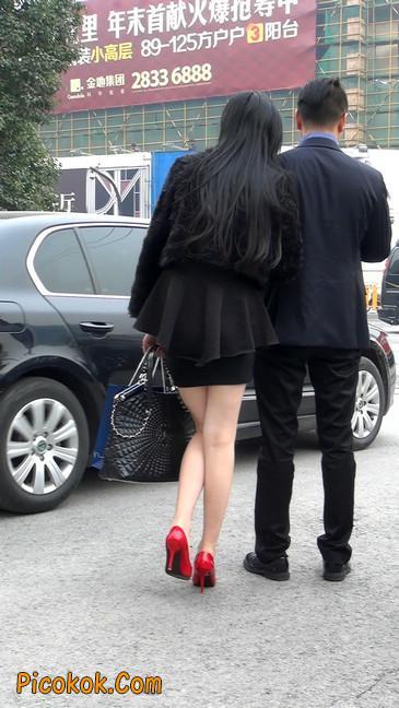 高跟长腿高跟性感美女1