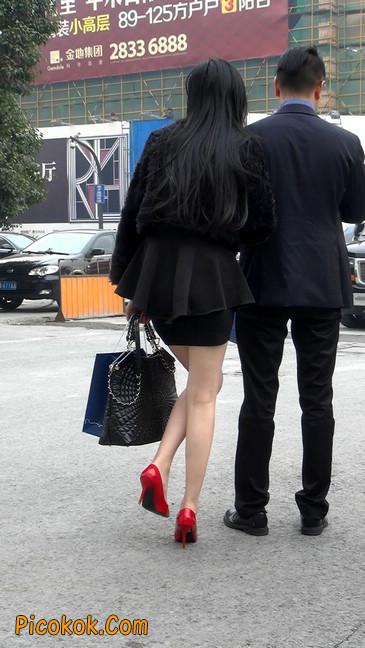 高跟长腿高跟性感美女2